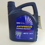 GNV Antifreeze Premixed Standard Green -40 (антифриз)